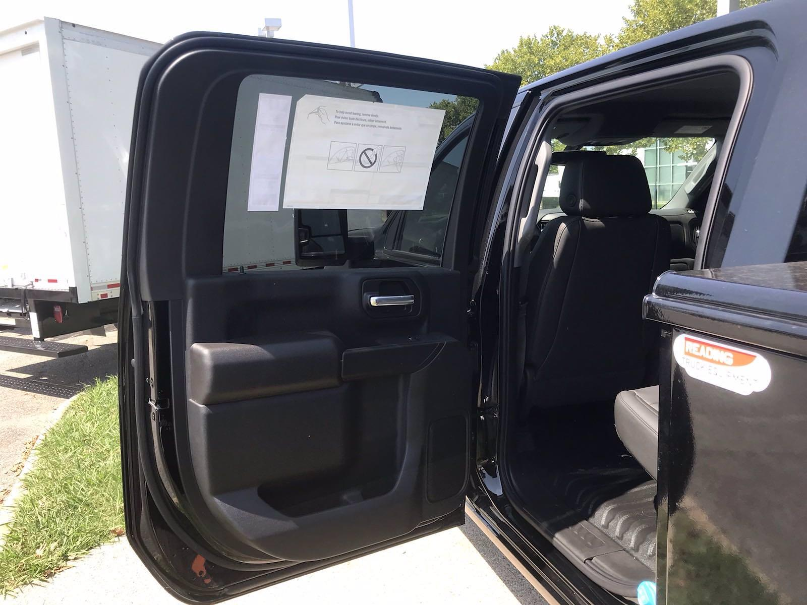 2021 Chevrolet Silverado 3500 Crew Cab AWD, Reading Classic II Steel Mechanics Body #CN17720 - photo 39