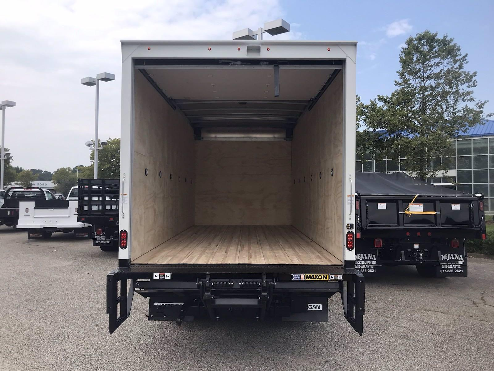 2021 Chevrolet LCF 4500 Regular Cab 4x2, Morgan Gold Star Dry Freight #CN17782 - photo 10