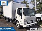 2021 LCF 4500XD Regular Cab DRW 4x2,  Dejana Truck & Utility Equipment DuraBox Dry Freight #CN17849 - photo 1