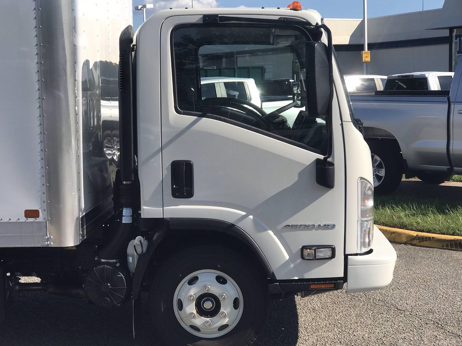 2021 LCF 4500HD Regular Cab DRW 4x2,  Dejana Truck & Utility Equipment DuraBox Dry Freight #CN17850 - photo 10