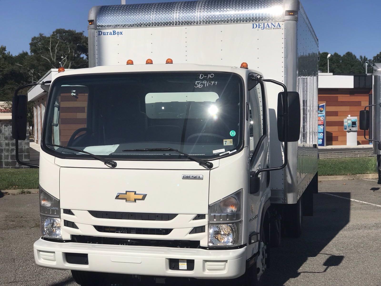 2021 LCF 4500HD Regular Cab DRW 4x2,  Dejana Truck & Utility Equipment DuraBox Dry Freight #CN17850 - photo 11