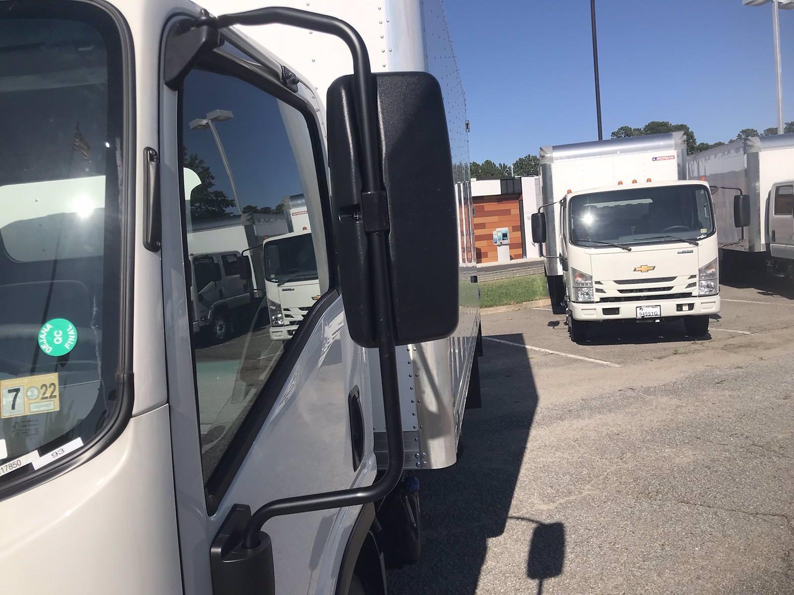 2021 LCF 4500HD Regular Cab DRW 4x2,  Dejana Truck & Utility Equipment DuraBox Dry Freight #CN17850 - photo 13