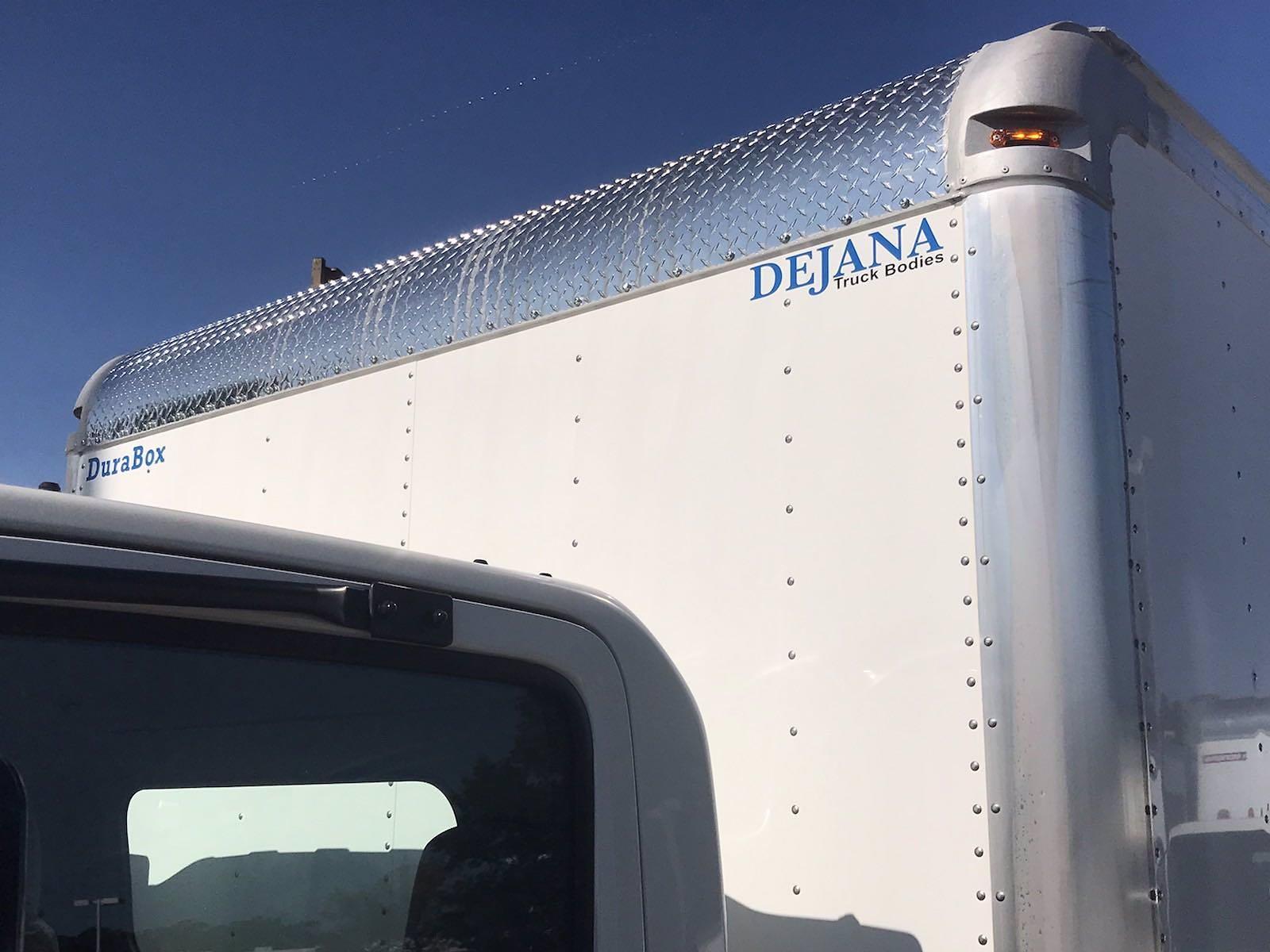 2021 LCF 4500HD Regular Cab DRW 4x2,  Dejana Truck & Utility Equipment DuraBox Dry Freight #CN17850 - photo 14