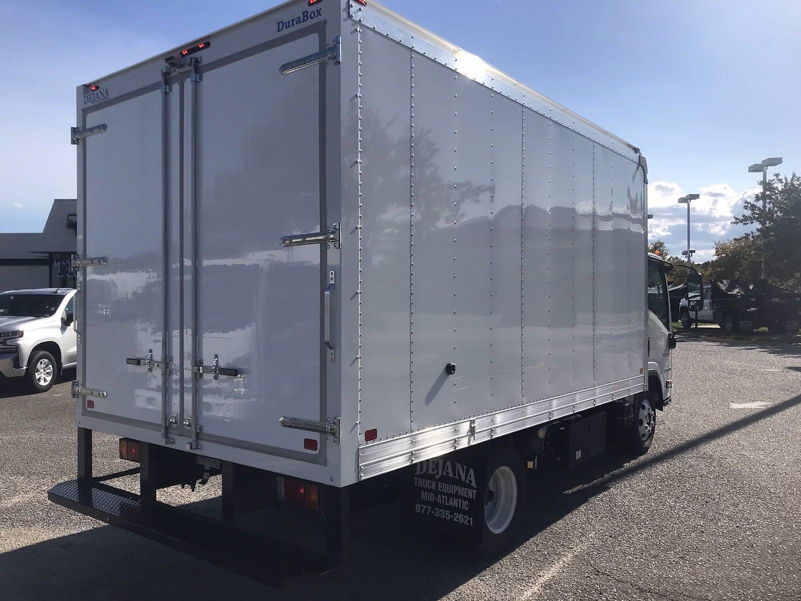 2021 LCF 4500HD Regular Cab DRW 4x2,  Dejana Truck & Utility Equipment DuraBox Dry Freight #CN17850 - photo 2