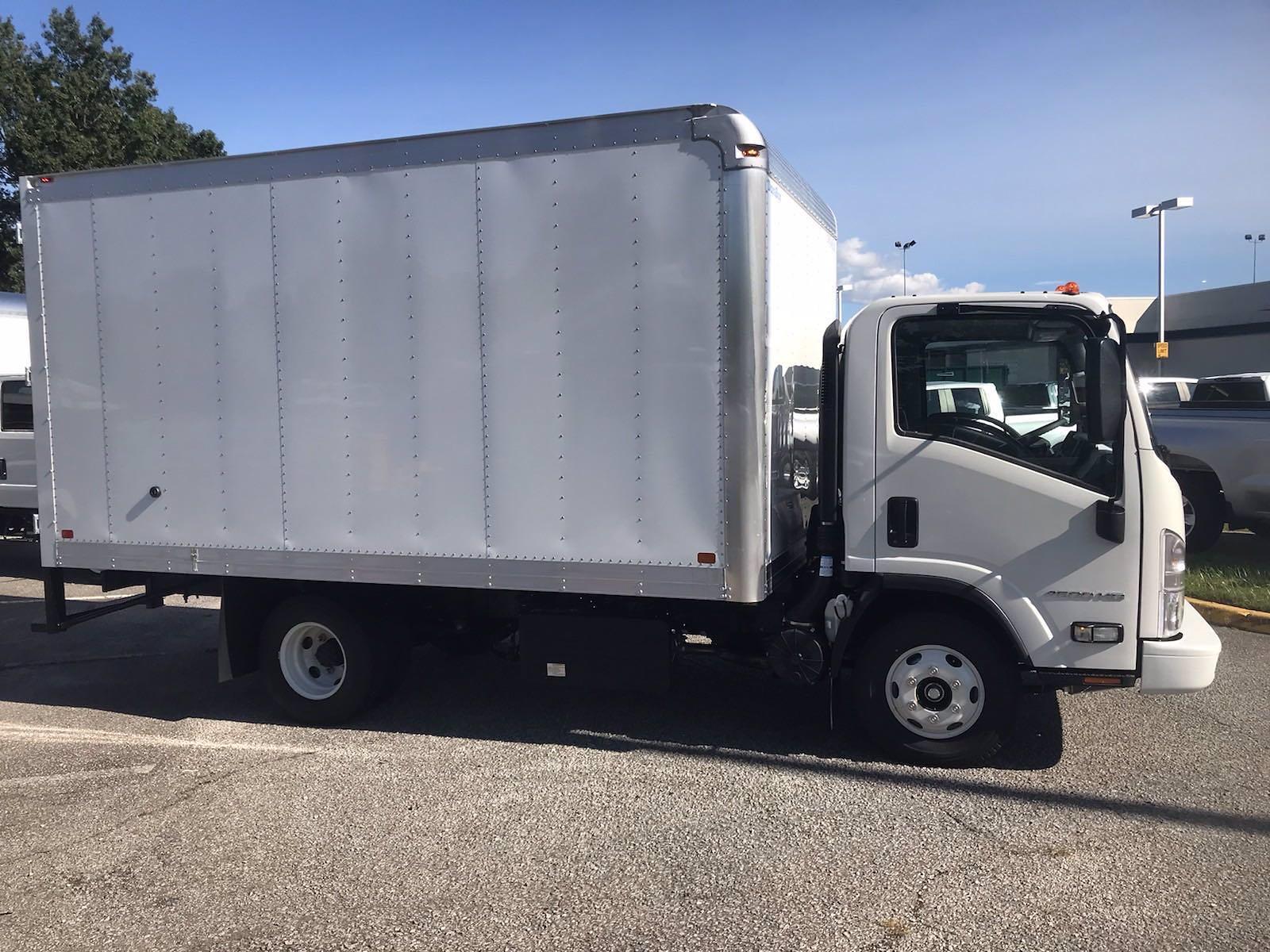 2021 LCF 4500HD Regular Cab DRW 4x2,  Dejana Truck & Utility Equipment DuraBox Dry Freight #CN17850 - photo 9