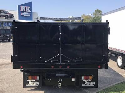 2021 LCF 4500XD Regular Cab DRW 4x2,  Johnie Gregory Truck Bodies, Inc. Johnie Gregory Truck Bodies Default Landscape Dump #CN17853 - photo 9