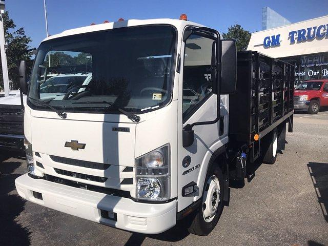 2021 LCF 4500XD Regular Cab DRW 4x2,  Quality Truck Bodies & Repair Stake Bed #CN17854 - photo 27