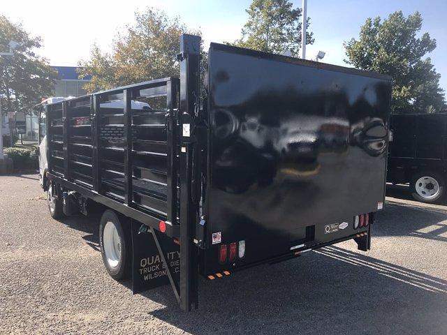 2021 LCF 4500XD Regular Cab DRW 4x2,  Quality Truck Bodies & Repair Stake Bed #CN17854 - photo 9