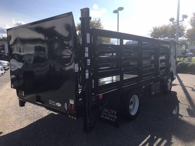 2021 LCF 4500XD Regular Cab DRW 4x2,  Quality Truck Bodies & Repair Stake Bed #CN17854 - photo 2