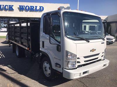2021 LCF 4500XD Regular Cab DRW 4x2,  Quality Truck Bodies & Repair Stake Bed #CN17854 - photo 5
