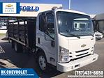 2021 LCF 4500XD Regular Cab DRW 4x2,  Quality Truck Bodies & Repair Stake Bed #CN17854 - photo 1
