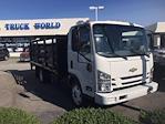2021 LCF 4500XD Regular Cab DRW 4x2,  Quality Truck Bodies & Repair Stake Bed #CN17854 - photo 3