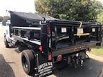 2021 Silverado 5500 Regular Cab DRW 4x4,  Rugby Eliminator LP Steel Dump Body #CN17908 - photo 6