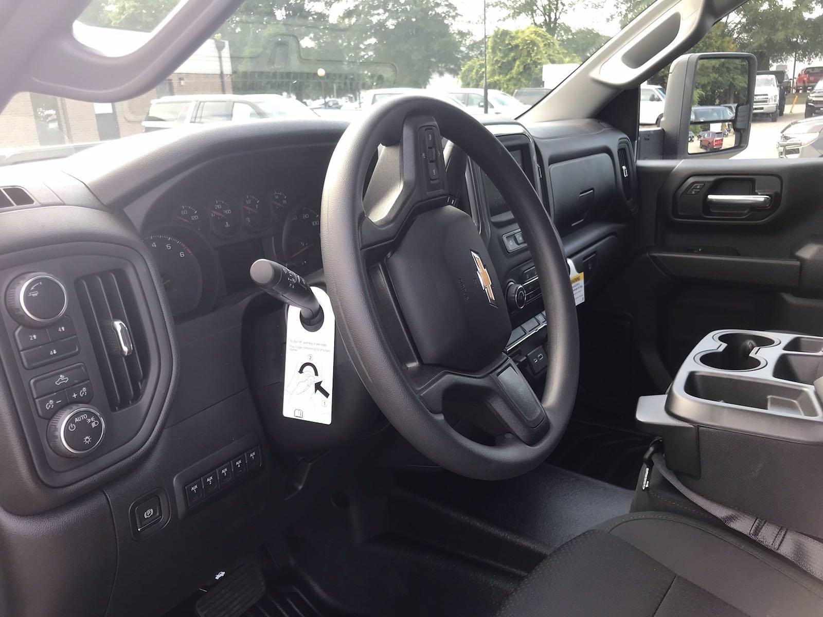 2021 Chevrolet Silverado 3500 Crew Cab AWD, Knapheide Steel Service Body #CN17909 - photo 25
