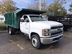 2021 Silverado 5500 Regular Cab DRW 4x2,  Johnie Gregory Truck Bodies, Inc. Landscape Dump #CN17980 - photo 3