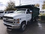2021 Silverado 5500 Regular Cab DRW 4x2,  Johnie Gregory Truck Bodies, Inc. Landscape Dump #CN17980 - photo 5