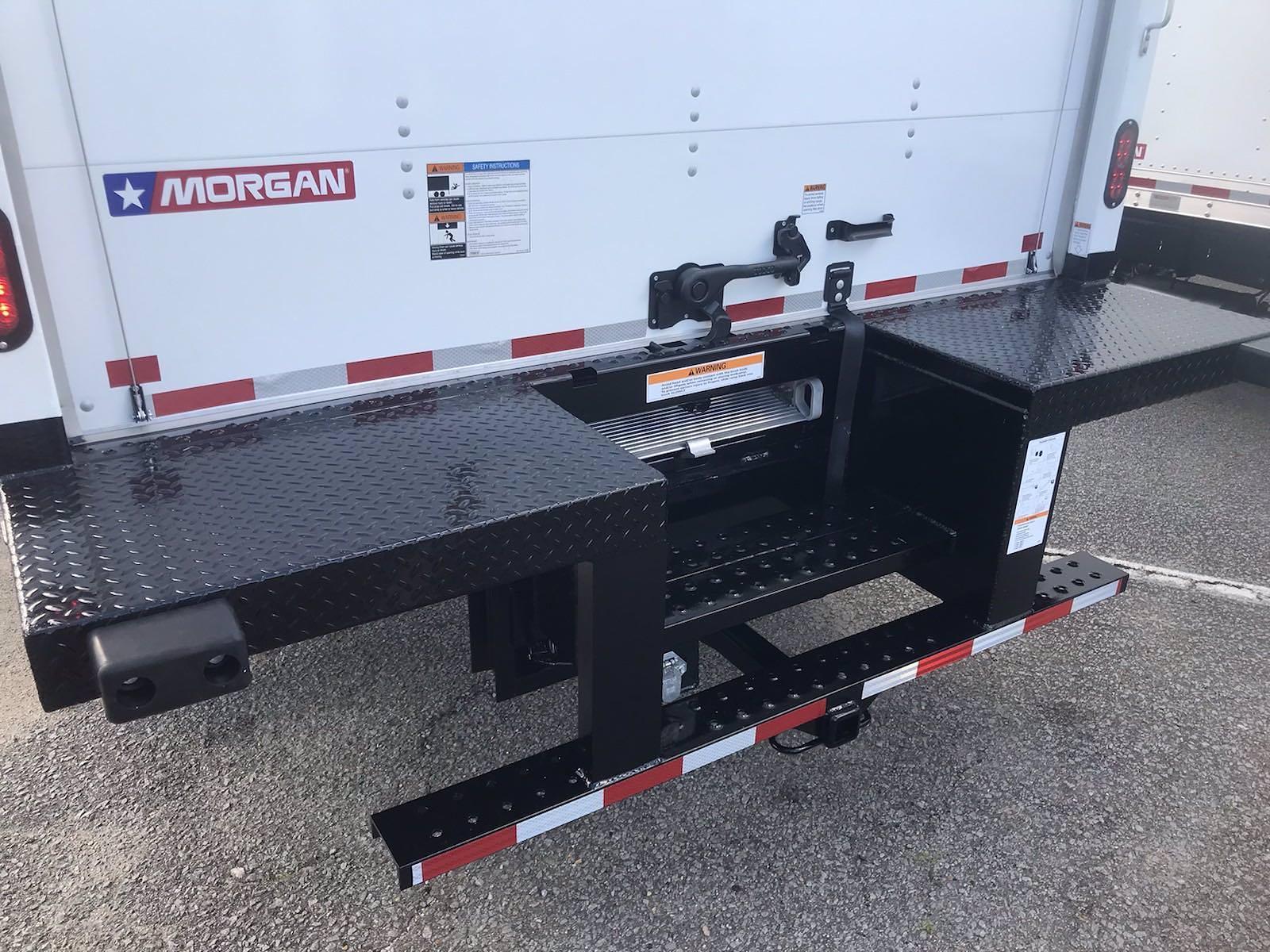 2021 LCF 4500 Crew Cab 4x2,  Morgan Truck Body Dry Freight #CN17981 - photo 14