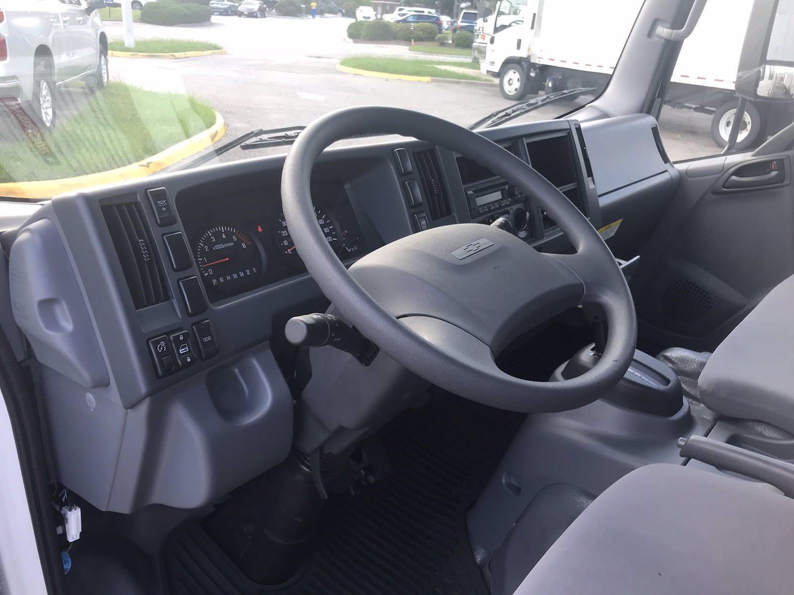 2021 LCF 4500 Crew Cab 4x2,  Morgan Truck Body Dry Freight #CN17981 - photo 23