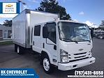 2021 LCF 4500 Crew Cab 4x2,  Morgan Truck Body Dry Freight #CN17981 - photo 1