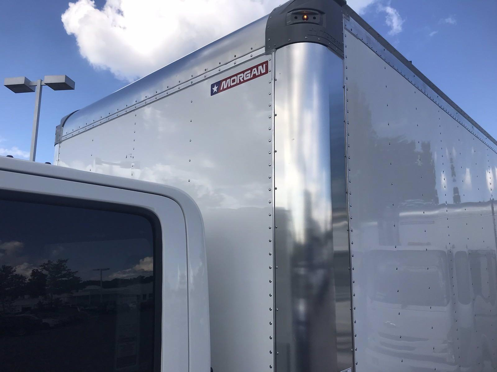 2021 LCF 4500 Crew Cab 4x2,  Morgan Truck Body Dry Freight #CN18030 - photo 12
