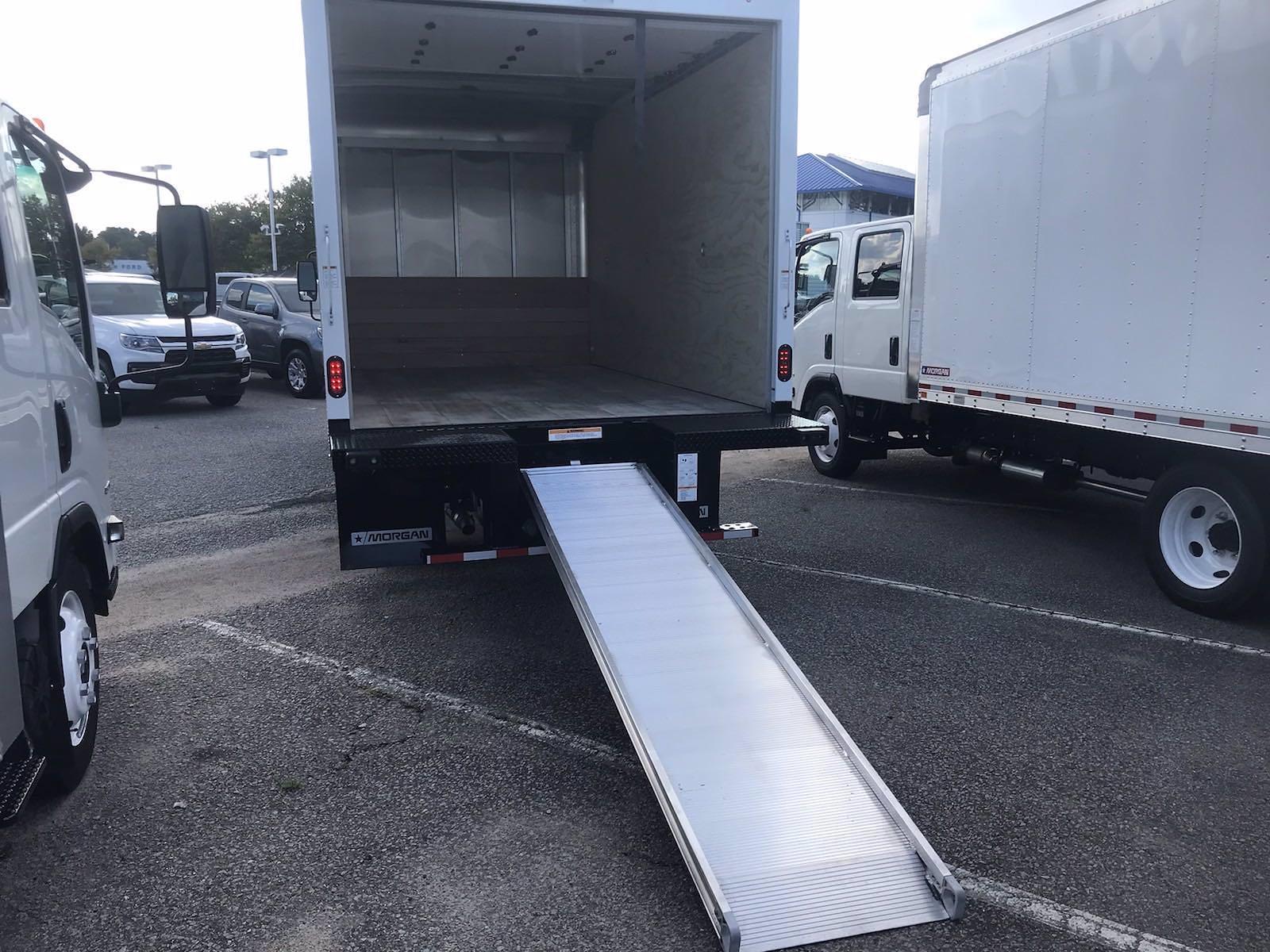 2021 LCF 4500 Crew Cab 4x2,  Morgan Truck Body Dry Freight #CN18030 - photo 16