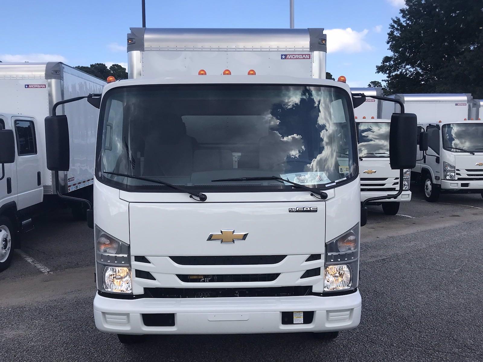 2021 LCF 4500 Crew Cab 4x2,  Morgan Truck Body Dry Freight #CN18030 - photo 4