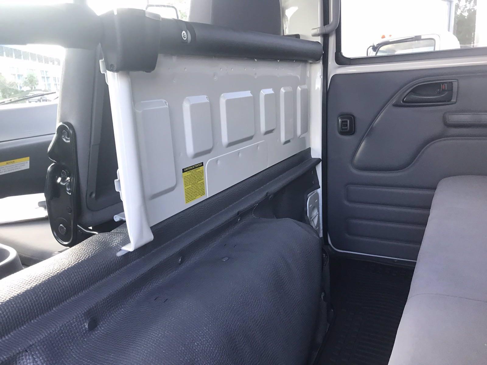 2021 LCF 4500 Crew Cab 4x2,  Morgan Truck Body Dry Freight #CN18030 - photo 33