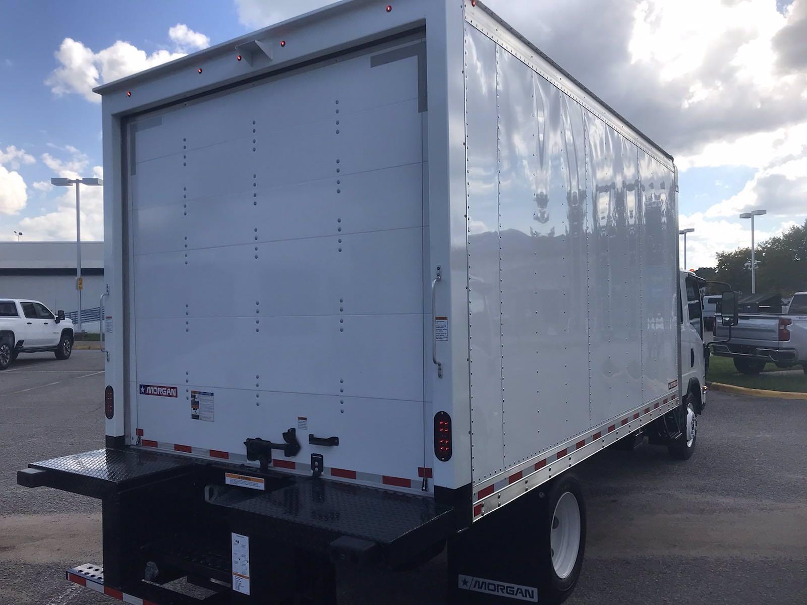 2021 LCF 4500 Crew Cab 4x2,  Morgan Truck Body Dry Freight #CN18030 - photo 2