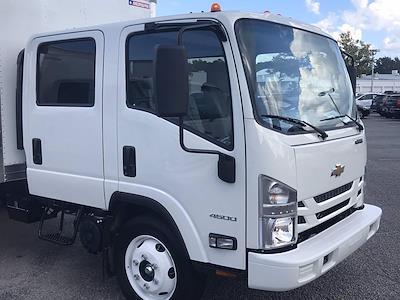 2021 LCF 4500 Crew Cab 4x2,  Morgan Truck Body Dry Freight #CN18030 - photo 9