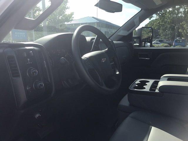 2021 Silverado 5500 Crew Cab DRW 4x4,  Morgan Truck Body LandscaperPRO Landscape Dump #CN18125 - photo 31