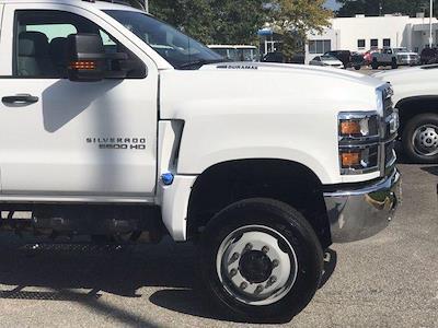 2021 Silverado 5500 Crew Cab DRW 4x4,  Morgan Truck Body LandscaperPRO Landscape Dump #CN18125 - photo 10