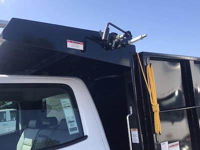 2021 Silverado 5500 Crew Cab DRW 4x4,  Morgan Truck Body LandscaperPRO Landscape Dump #CN18125 - photo 18