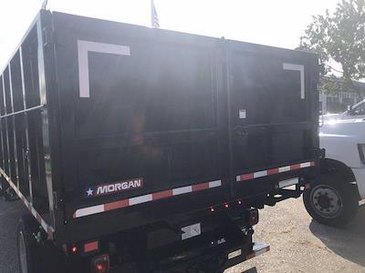 2021 Silverado 5500 Crew Cab DRW 4x4,  Morgan Truck Body LandscaperPRO Landscape Dump #CN18125 - photo 21