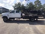 2021 Silverado 5500 Crew Cab DRW 4x4,  Morgan Truck Body LandscaperPRO Landscape Dump #CN18125 - photo 6
