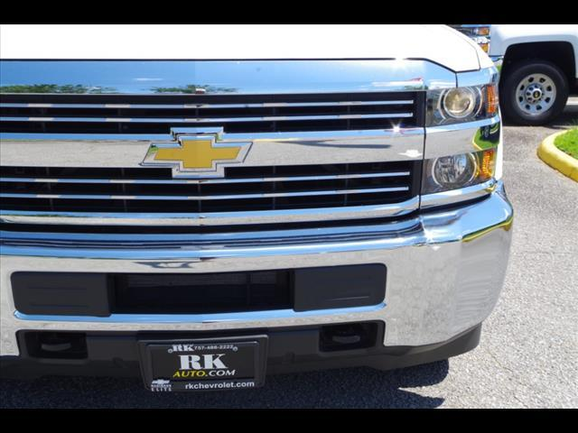2018 Silverado 2500 Crew Cab 4x4,  Reading SL Service Body #CN85816 - photo 12