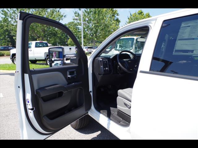 2018 Silverado 2500 Crew Cab 4x4,  Reading SL Service Body #CN85816 - photo 18