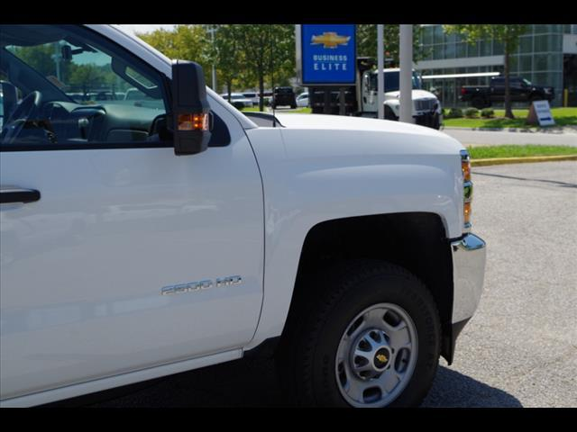 2018 Silverado 2500 Crew Cab 4x4,  Reading SL Service Body #CN85816 - photo 9