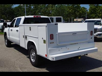 2018 Silverado 2500 Crew Cab 4x4,  Reading SL Service Body #CN85816 - photo 4