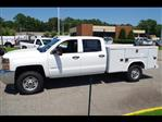 2018 Silverado 2500 Crew Cab 4x4,  Reading SL Service Body #CN85816 - photo 6