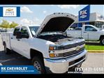 2018 Silverado 2500 Crew Cab 4x4,  Reading SL Service Body #CN85816 - photo 40
