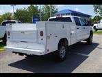 2018 Silverado 2500 Crew Cab 4x4,  Reading SL Service Body #CN85816 - photo 2