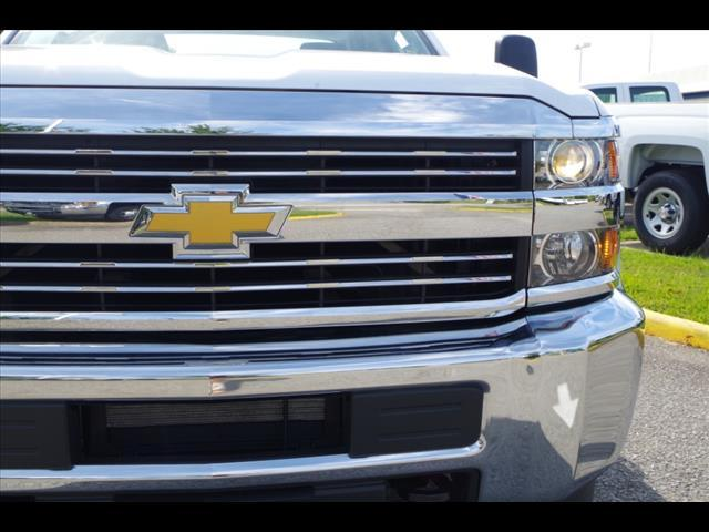 2018 Silverado 3500 Double Cab 4x2,  Reading SL Service Body #CN85921 - photo 12