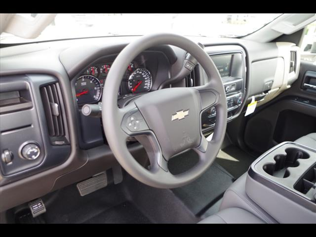 2018 Silverado 3500 Double Cab 4x2,  Reading SL Service Body #CN85921 - photo 24