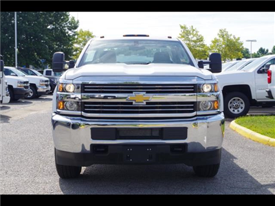 2018 Silverado 3500 Double Cab 4x2,  Reading SL Service Body #CN85921 - photo 5