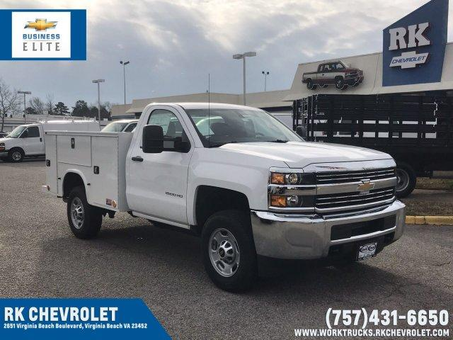 2018 Silverado 2500 Regular Cab 4x2,  Knapheide Service Body #CN86671 - photo 1