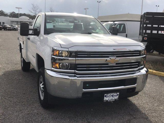 2018 Silverado 2500 Regular Cab 4x2,  Knapheide Service Body #CN86671 - photo 11