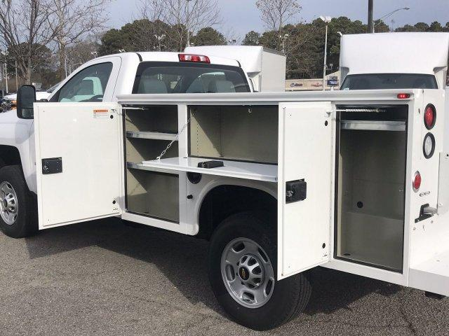 2018 Silverado 2500 Regular Cab 4x2,  Knapheide Service Body #CN86671 - photo 14