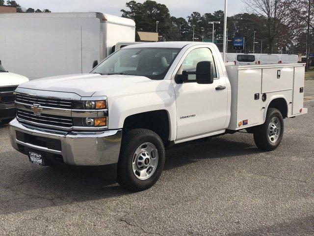 2018 Silverado 2500 Regular Cab 4x2,  Knapheide Service Body #CN86671 - photo 4