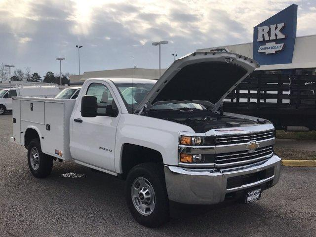 2018 Silverado 2500 Regular Cab 4x2,  Knapheide Service Body #CN86671 - photo 37