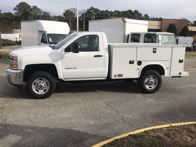 2018 Silverado 2500 Regular Cab 4x2,  Knapheide Service Body #CN86671 - photo 5